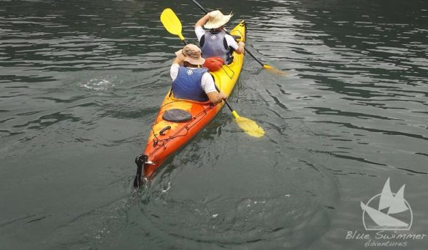 2 Days 1 Night: Kayak – Trek Overnight On Junk