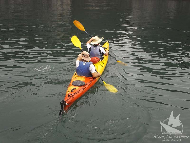 Cat Ba Kayaking