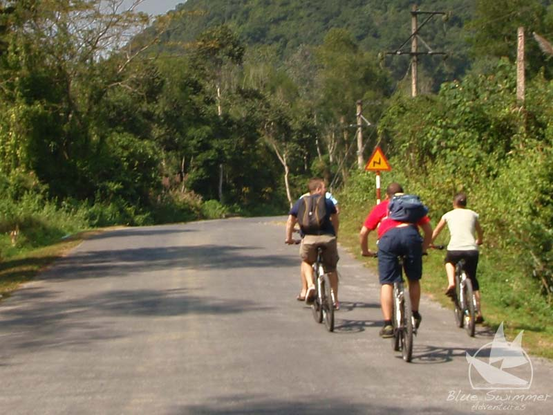 Cat Ba Island Mountain Biking