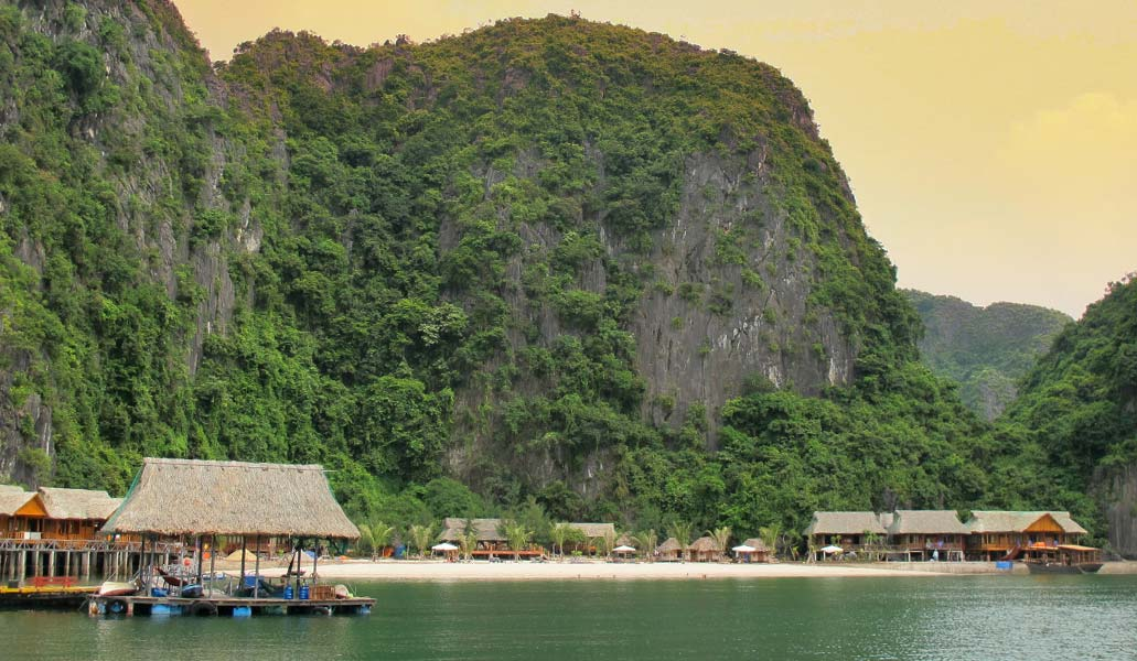 Cat Ba Island Bungalows