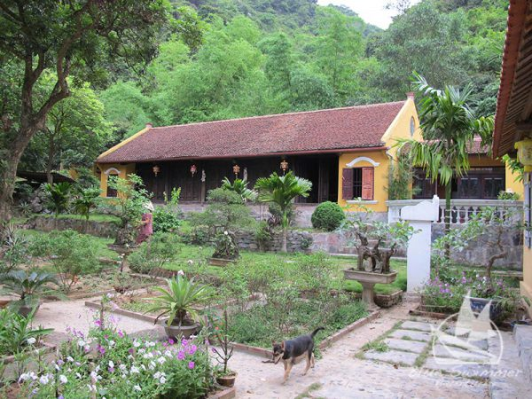 Cat Ba Ancient House Home Stay6